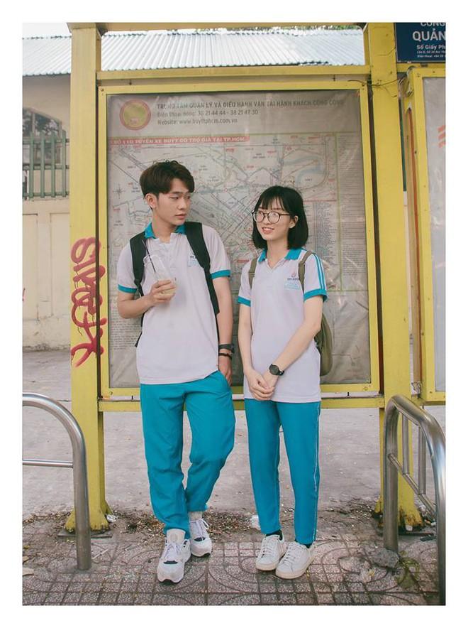 """Xuất hiện thêm bộ đồng phục """"trường người ta"""" ở Biên Hoà: Đẹp thế này thì ai cũng muốn mặc cả tuần! - Ảnh 9. Xuất hiện thêm bộ đồng phục """"trường người ta"""" ở Biên Hoà"""