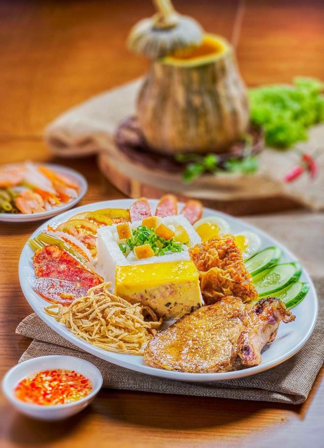 Sài Gòn: ăn cơm không ngán với đủ loại biến tấu hấp dẫn trong và ngoài nước - Ảnh 5.