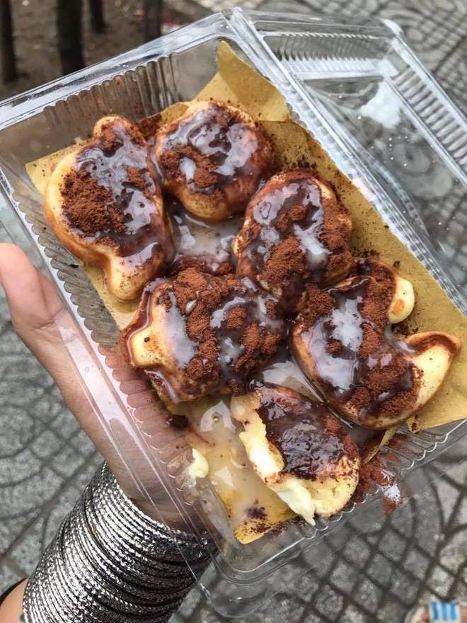 Sài Gòn có những món phủ bột cacao, trộn bột cacao đắng đắng, thơm lừng gây nghiện miễn bàn - Ảnh 9.