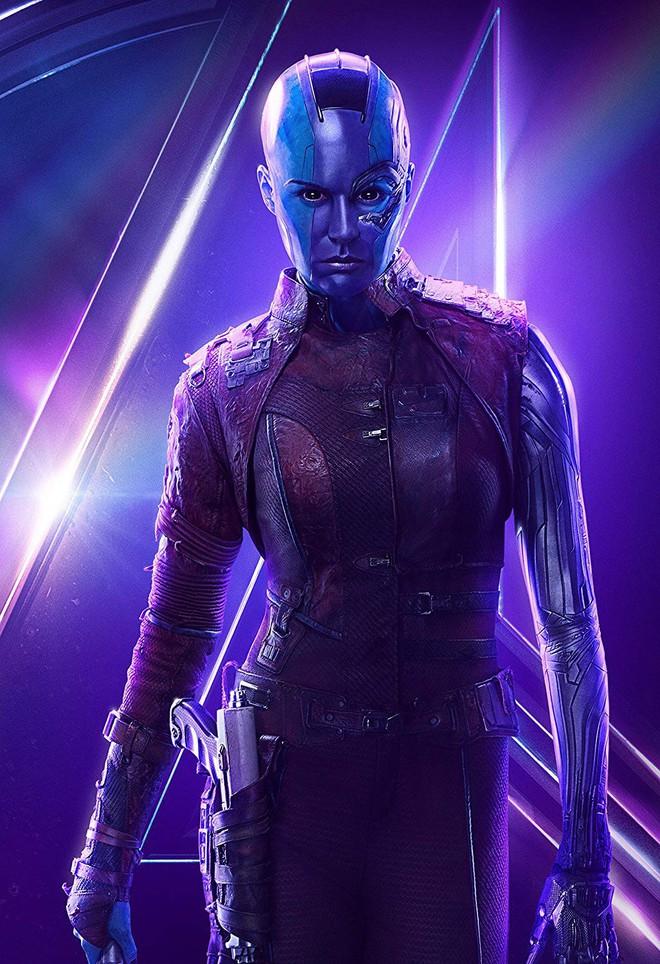 """Nhan sắc thật sau lớp hóa trang của dàn sao """"Avengers"""" bị giấu mặt: Thanos không gây bất ngờ bằng số 4, 5 - Ảnh 1."""