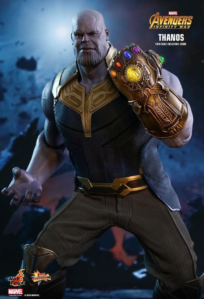 """Nhan sắc thật sau lớp hóa trang của dàn sao """"Avengers"""" bị giấu mặt: Thanos không gây bất ngờ bằng số 4, 5 - Ảnh 3."""