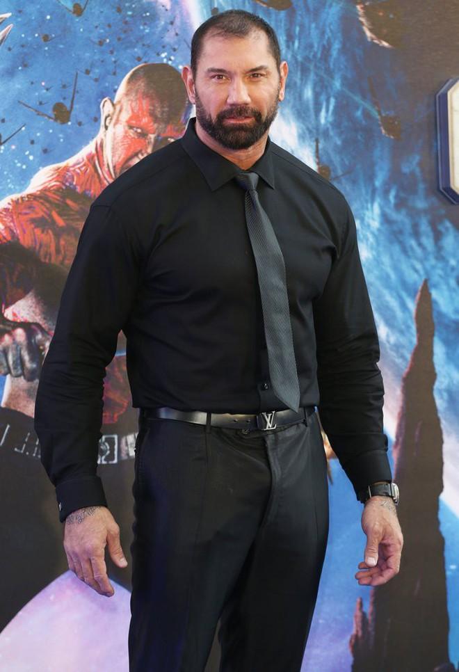 """Nhan sắc thật sau lớp hóa trang của dàn sao """"Avengers"""" bị giấu mặt: Thanos không gây bất ngờ bằng số 4, 5 - Ảnh 7."""