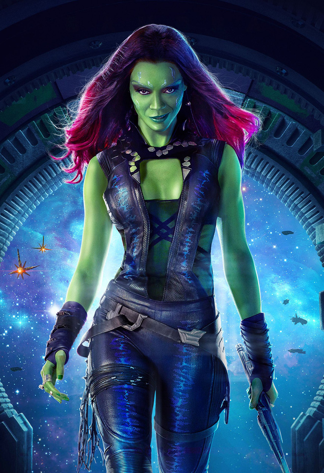 """Nhan sắc thật sau lớp hóa trang của dàn sao """"Avengers"""" bị giấu mặt: Thanos không gây bất ngờ bằng số 4, 5 - Ảnh 2."""