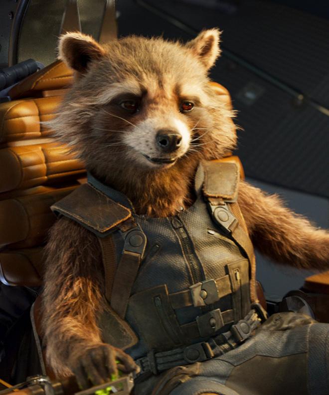 """Nhan sắc thật sau lớp hóa trang của dàn sao """"Avengers"""" bị giấu mặt: Thanos không gây bất ngờ bằng số 4, 5 - Ảnh 4."""