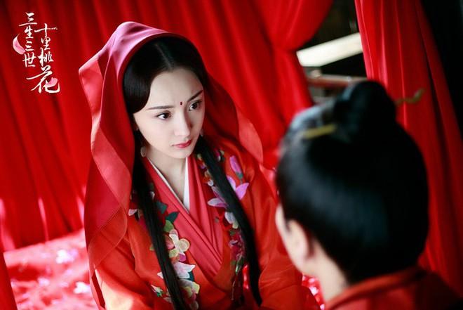 9 cô dâu cổ trang Hoa ngữ trên màn ảnh gần đây, ai là nÆ°Æ¡ng tá» xinh đẹp nhất trong lòng bạn? - Ảnh 2.