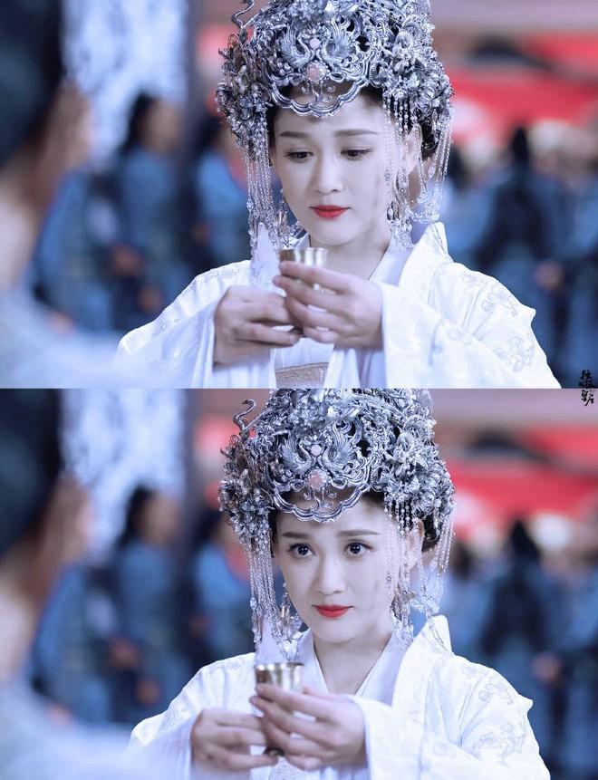 9 cô dâu cổ trang Hoa ngữ trên màn ảnh gần đây, ai là nÆ°Æ¡ng tá» xinh đẹp nhất trong lòng bạn? - Ảnh 10.