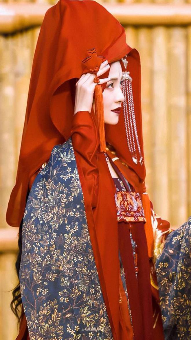 9 cô dâu cổ trang Hoa ngữ trên màn ảnh gần đây, ai là nÆ°Æ¡ng tá» xinh đẹp nhất trong lòng bạn? - Ảnh 13.