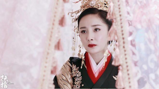 9 cô dâu cổ trang Hoa ngữ trên màn ảnh gần đây, ai là nÆ°Æ¡ng tá» xinh đẹp nhất trong lòng bạn? - Ảnh 4.