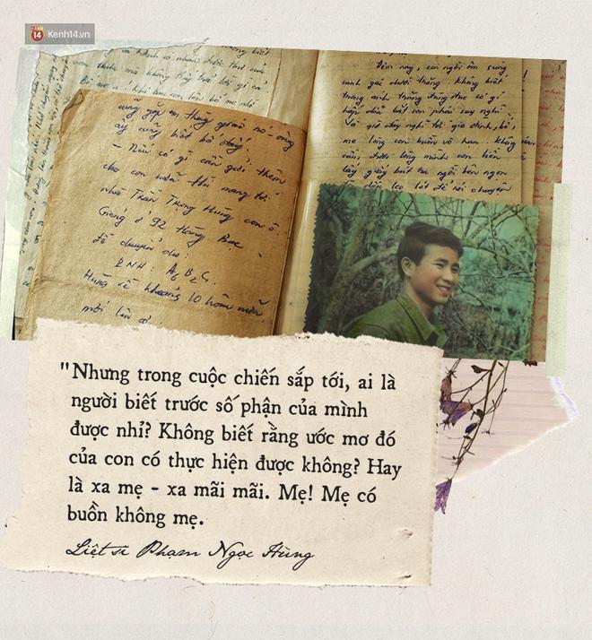 Tình mẫu tử qua 60 bức thư của chàng lính trẻ hy sinh ở tuổi 20: Ngày chiến thắng trở về, con sẽ sống với mẹ đến trọn đời - Ảnh 9.