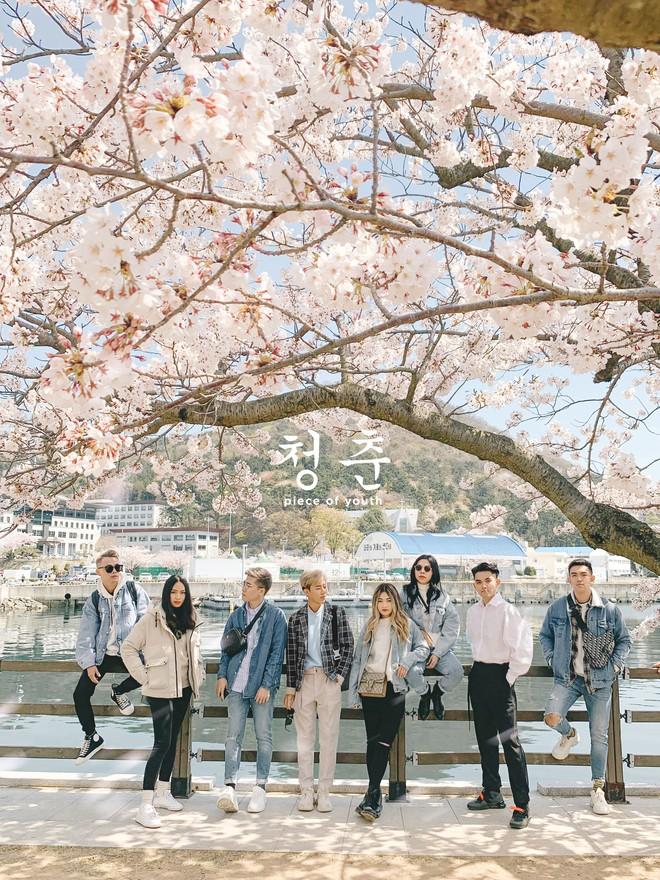 Thêm một bộ ảnh du lịch Hàn đẹp như bìa tạp chí của nhóm bạn thân người Việt: Đẹp xuất sắc vậy rồi ai chơi lại? - Ảnh 6.