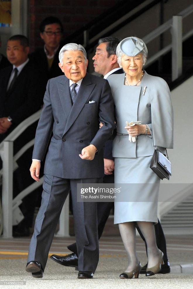 Gần 90 tuổi, cựu Hoàng hậu Nhật Bản vẫn khiến cả thế giới ngưỡng mộ trước gu thời trang nhã nhặn in đậm cốt cách tiểu thư - Ảnh 5.