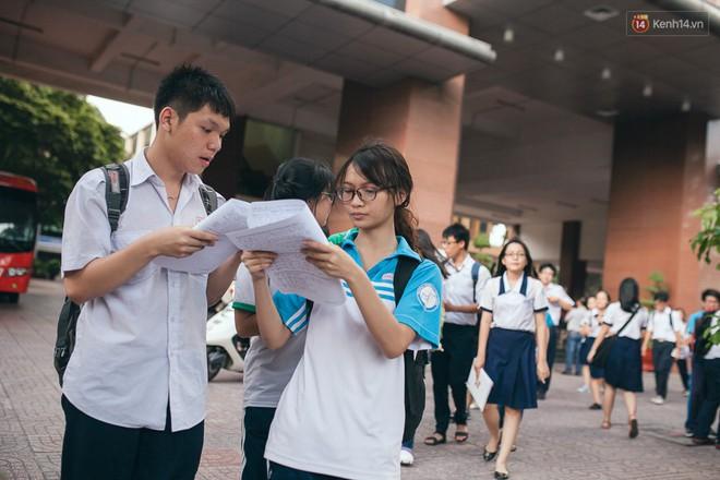 Bộ Giáo dục và Đào tạo công bố những điểm mới trong đề thi THPT Quốc gia 2019 - Ảnh 1.