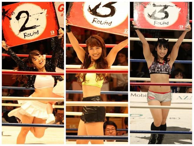 Từ hot girl nhóm cổ vũ thành đô vật cơ bắp, cô gái Nhật vẫn được giới trẻ yêu mến cuồng nhiệt - Ảnh 3.