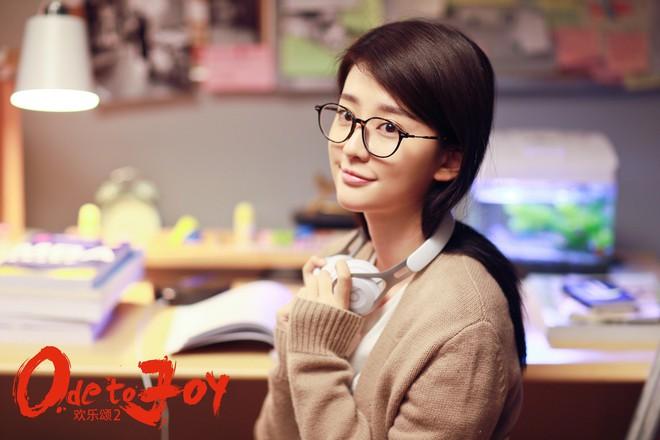 """Kiều Hân """"bạn gái Dương Dương"""": Từ tiểu thơ dịu dàng trong Hoan Lạc Tụng tới Rich Kid Thượng Hải - Ảnh 2."""