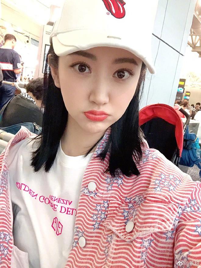"""Để da luôn trắng hồng và ráo mịn, """"đệ nhất mỹ nữ Bắc Kinh"""" Cảnh Điềm đã có bí kíp tuyệt hay với kem chống nắng - Ảnh 5."""