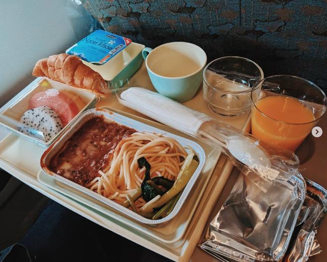 Dạo một vòng xem món ăn trên máy bay của các nước trên thế giới