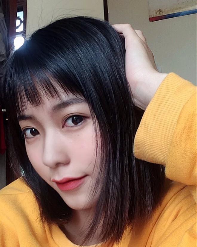 Nữ sinh 2001 được báo Trung gọi là cực phẩm hot girl với nhan sắc trong sáng y nữ chính phim thanh xuân vườn trường - Ảnh 7.