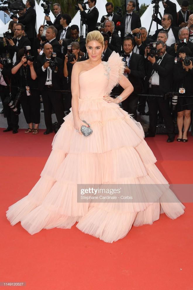 Muốn lịm đi với màn tập hợp váy công chúa ngày khai mạc Cannes 2019, bộ nào cũng bồng bềnh thần tiên quá đỗi - Ảnh 13.
