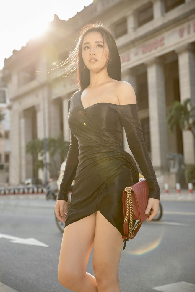 Mai Phương Thúy khoe nhan sắc mặn mà tuổi 31, xác nhận ngồi giám khảo Miss World Việt Nam - Ảnh 7.