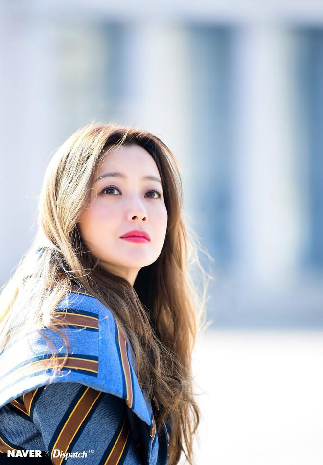 Có một nữ minh tinh 42 tuổi vẫn được Dispatch tung hô là quốc bảo nhan sắc, Song Hye Kyo và mợ chảnh phải kiêng dè - Ảnh 5.