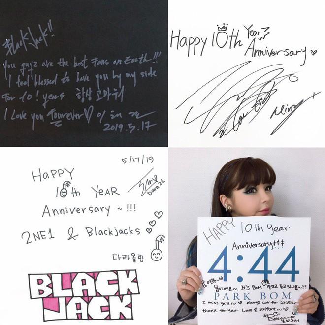 10 năm tồn tại một cái tên 2NE1: Huyền thoại đã tàn nhưng 4 cô gái và hàng triệu con người vẫn nhớ về ngày hoàng kim - Ảnh 2.