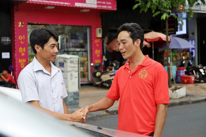 """Chuyện người chiến sỹ CSGT được anh em tài xế Sài Gòn gọi bằng cái tên thân mật: """"Anh Đạt kích bình, cứ gọi là có"""" - Ảnh 9."""