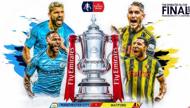 Lịch thi đấu bóng đá hôm nay (18/5): Man City đá chung kết giải đấu lâu đời nhất thế giới, đứng trước cơ hội ăn 4 chiếc cúp - Ảnh 1.