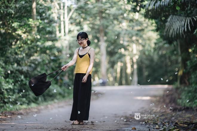 Chuyến đi Cúc Phương những ngày cuối mùa bướm rừng: Chốn thần tiên có vẻ đẹp riêng của sự muộn màng - Ảnh 12.