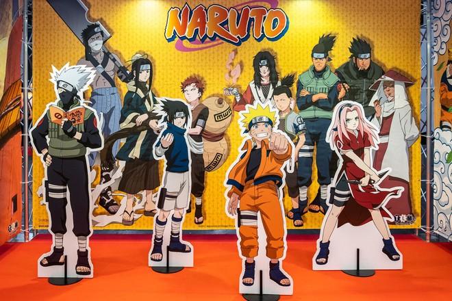 Có gì tại công viên chủ đề Naruto vừa được Nhật Bản trình làng khiến các fan cứng bộ truyện đứng ngồi không yên? - Ảnh 1.