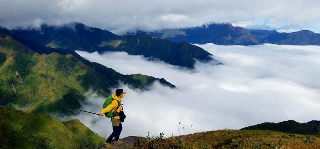 Đỉnh Putaleng vừa ra thông báo cấm du khách trekking khi chưa xin giấy phép - Ảnh 6.