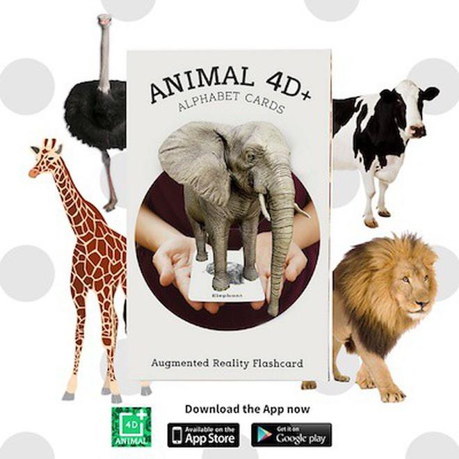 Ứng dụng xem hình 3D động vật sống động đang khiến cả trẻ em lẫn người lớn mê tít - Ảnh 6.
