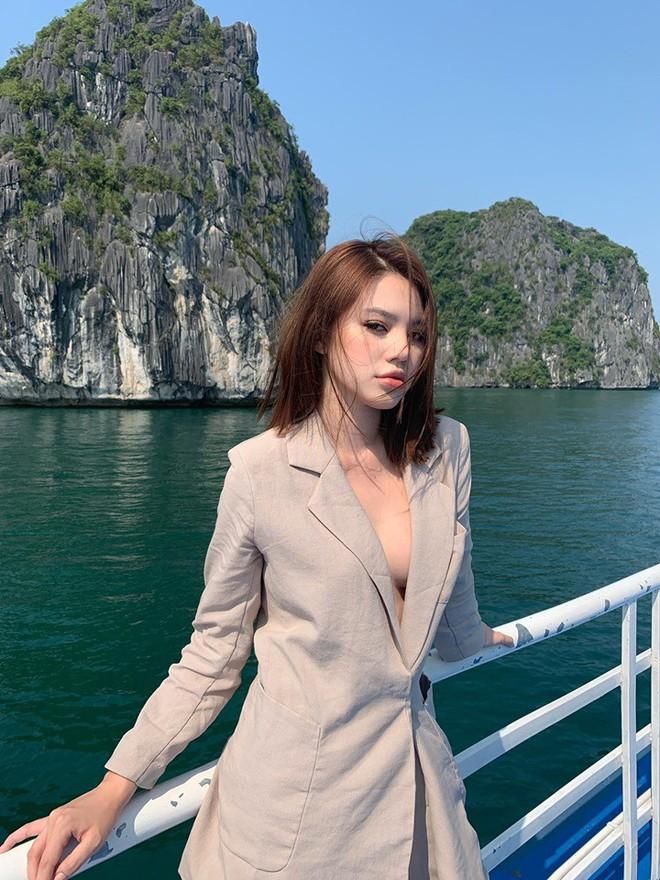 Khám phá hòn đảo mới toanh ở Hạ Long vừa diễn ra fashion show đình đám: Lên hình đẹp đến choáng ngợp, mất 2,5 tiếng để di chuyển bằng tàu! - Ảnh 15.