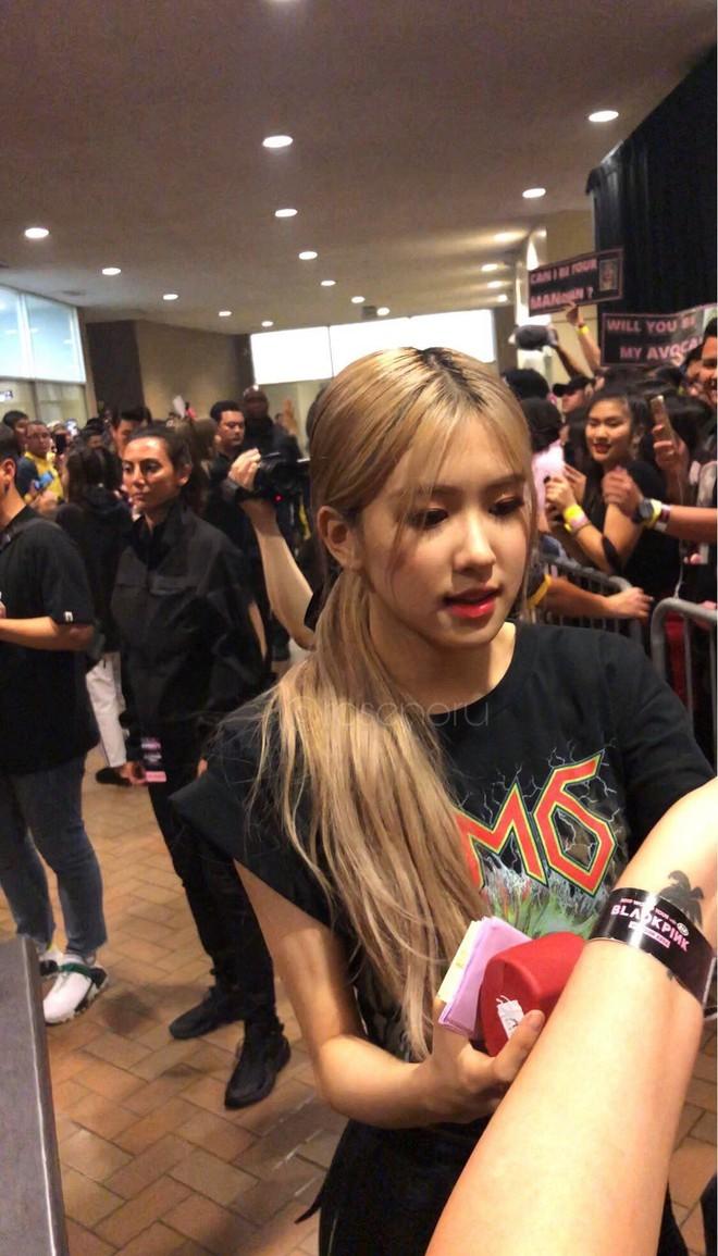 Rosé (BLACKPINK) qua camera thường của fan: Có xứng danh nữ thần hay thánh body của Kpop như lời đồn? - Ảnh 5.