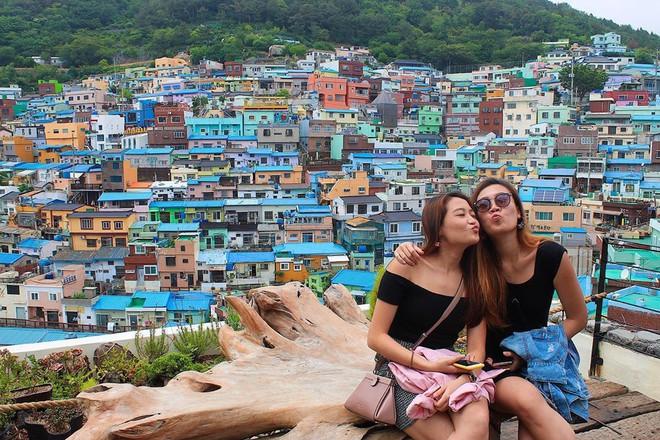 Làng cổ Gamcheon: Từ một khu ổ chuột trở thành Santorini của Hàn Quốc - Ảnh 6.
