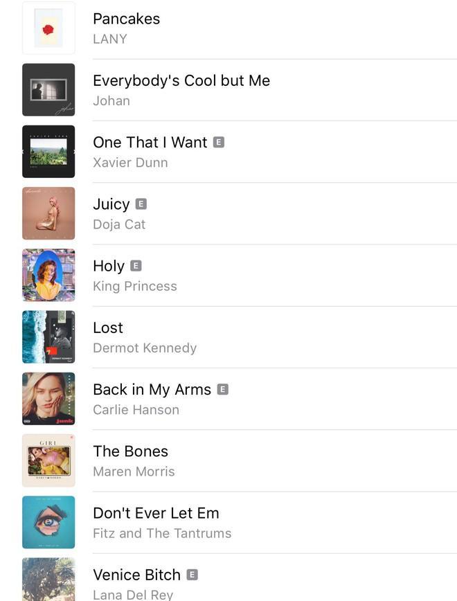 Đố bạn biết siêu sao nhạc pop hàng đầu như Taylor Swift nghe nhạc gì và đây là câu trả lời - Ảnh 1.