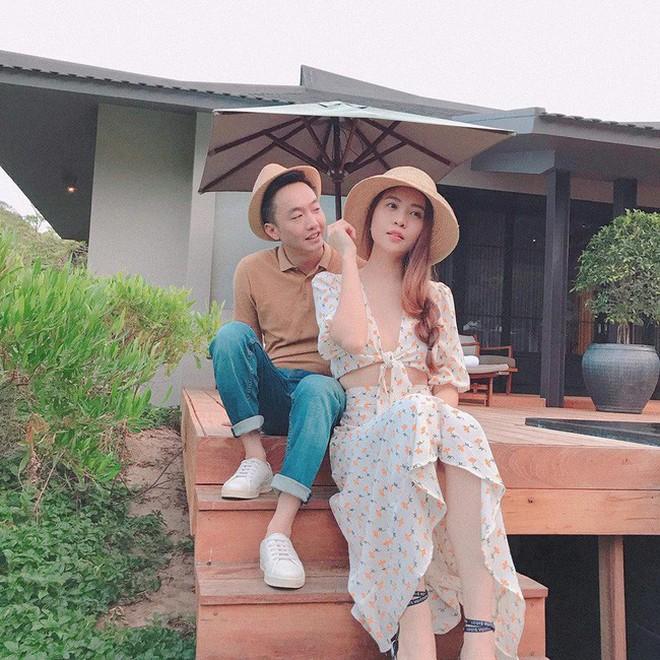 Đàm Thu Trang diện váy cưới lộng lẫy, khoe vẻ đẹp mong manh trước ngày về chung nhà với Cường Đô La - Ảnh 4.