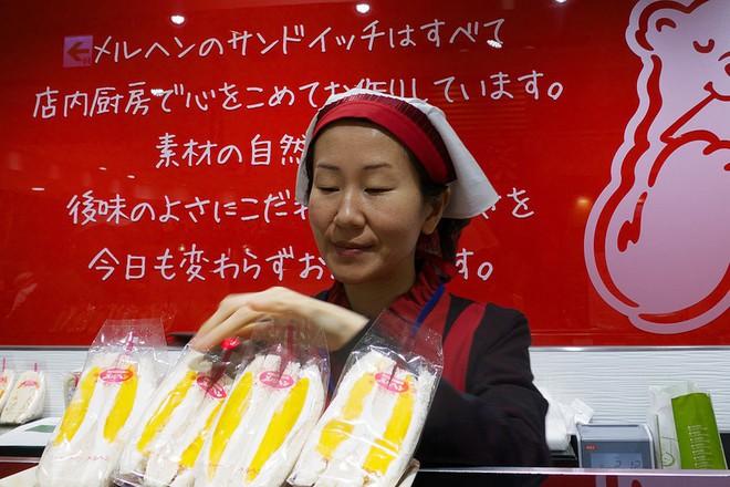 Từ sandwich thành sando: hành trình tiến hoá của món bánh mì kẹp phương Tây trên đất Nhật - Ảnh 5.