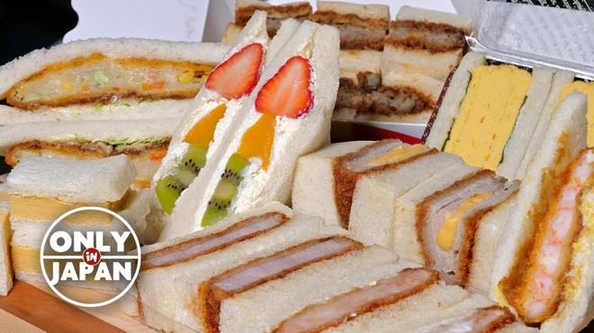 Từ sandwich thành sando: hành trình tiến hoá của món bánh mì kẹp phương Tây trên đất Nhật - Ảnh 2.