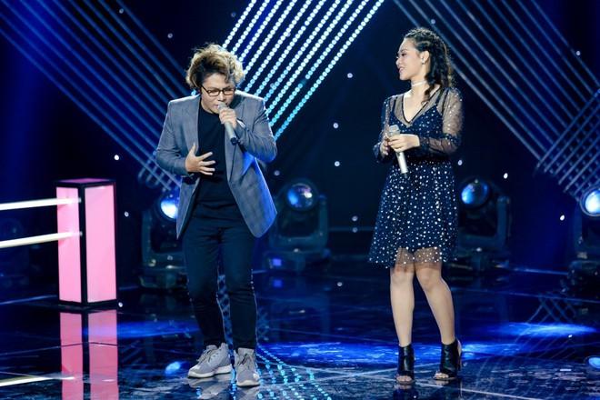 Giọng hát Việt: Thanh Hà chọn Bích Tuyết, loại thí sinh triệu view vì thái độ không đúng mực - Ảnh 8.