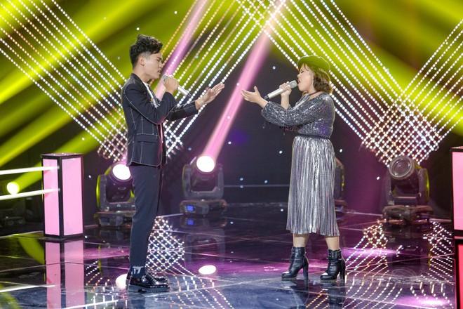 Giọng hát Việt: Thanh Hà chọn Bích Tuyết, loại thí sinh triệu view vì thái độ không đúng mực - Ảnh 4.