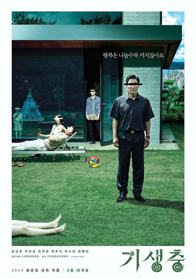 Kí Sinh Trùng - phim Hàn vừa thắng đậm CANNES: Một tác phẩm vừa sang vừa hài! - Ảnh 2.