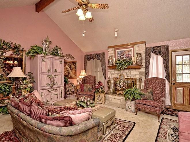 Cận cảnh căn nhà bạc tỷ ngập sắc hồng mà dân mạng đồng loạt bảo dành riêng cho một nhân vật trong Harry Potter - Ảnh 4.