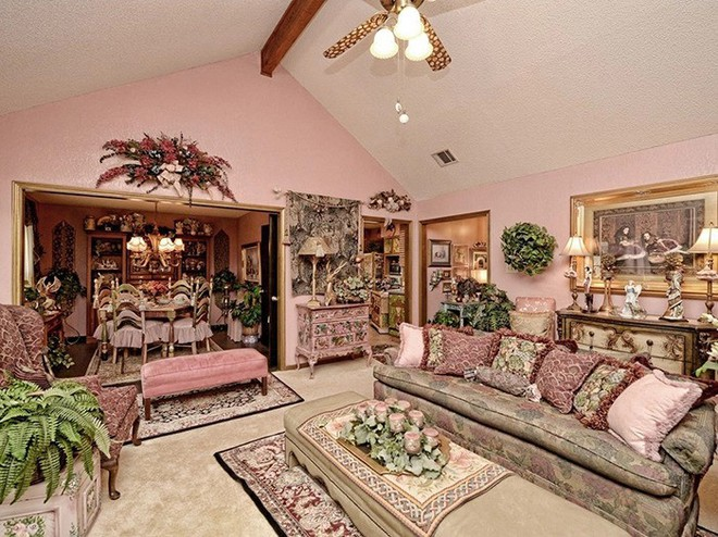 Cận cảnh căn nhà bạc tỷ ngập sắc hồng mà dân mạng đồng loạt bảo dành riêng cho một nhân vật trong Harry Potter - Ảnh 7.