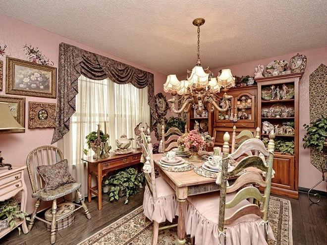 Cận cảnh căn nhà bạc tỷ ngập sắc hồng mà dân mạng đồng loạt bảo dành riêng cho một nhân vật trong Harry Potter - Ảnh 5.