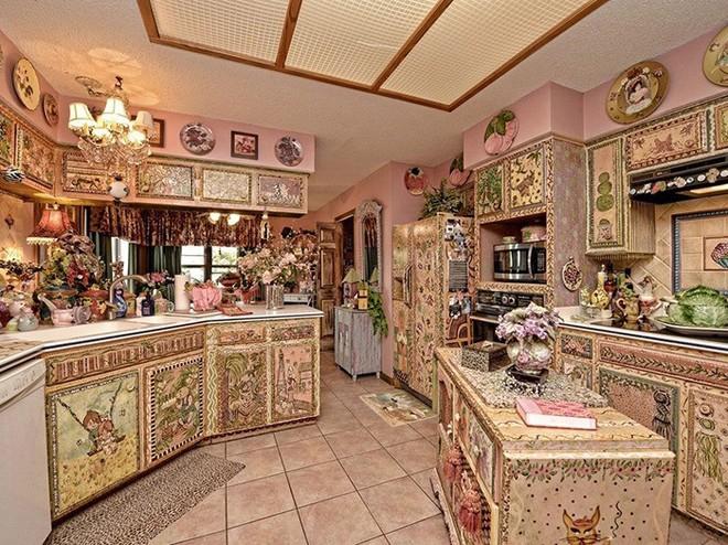 Cận cảnh căn nhà bạc tỷ ngập sắc hồng mà dân mạng đồng loạt bảo dành riêng cho một nhân vật trong Harry Potter - Ảnh 8.