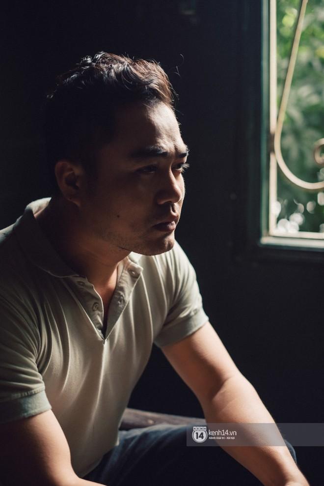 Gặp Khải của Về Nhà Đi Con - diễn viên Trọng Hùng: Vợ tôi giận cảnh cưỡng bức Huệ đến giờ - Ảnh 1.