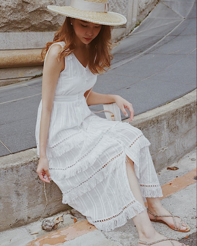 Mùa hè, các nàng nhất định phải điệu đà hết cỡ với 5 mẫu váy tuyệt xinh dưới đây - Ảnh 3.