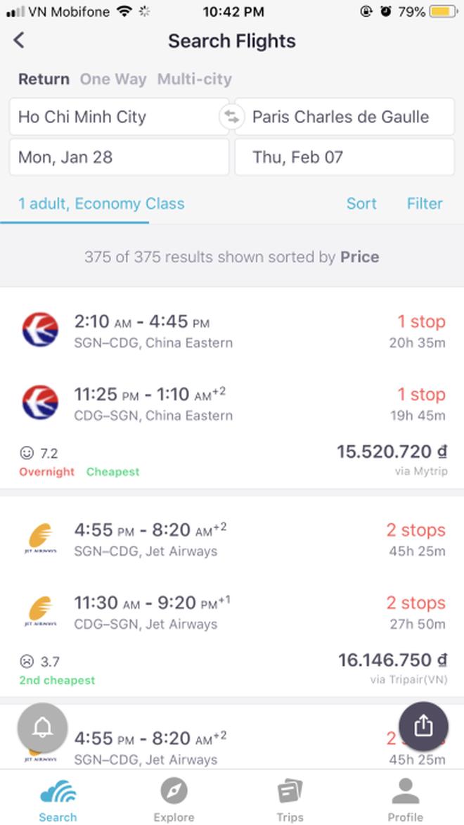 """Lưu gấp trọn bộ bí kíp book vé máy bay giá rẻ """"chuẩn xịn"""" từ travel blogger Lý Thành Cơ - Ảnh 9."""
