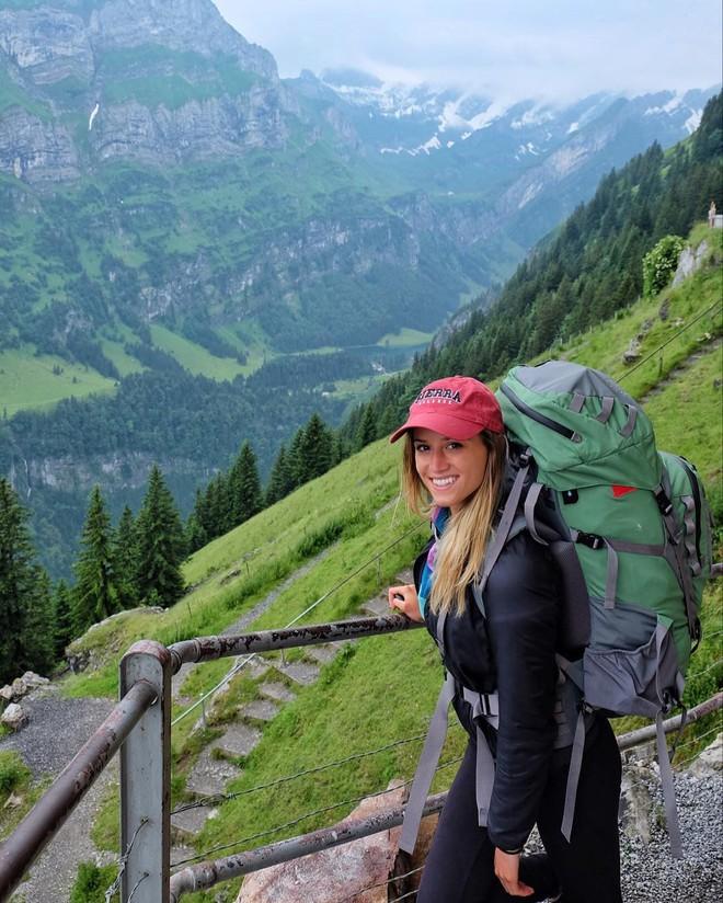 Cô gái trẻ nhất du lịch vòng quanh Trái Đất: Mới 21 tuổi đã đi qua 196 quốc gia, sắp phá vỡ kỷ lục Guinness - Ảnh 17.