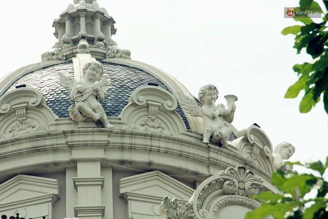 """Về """"làng tỷ phú"""" Nam Định chiêm ngưỡng những tòa lâu đài nguy nga tráng lệ theo phong cách Châu Âu - Ảnh 9."""
